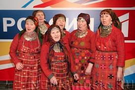 Евровидение-2012: удмуртские бабушки потратят гонорары на церковь