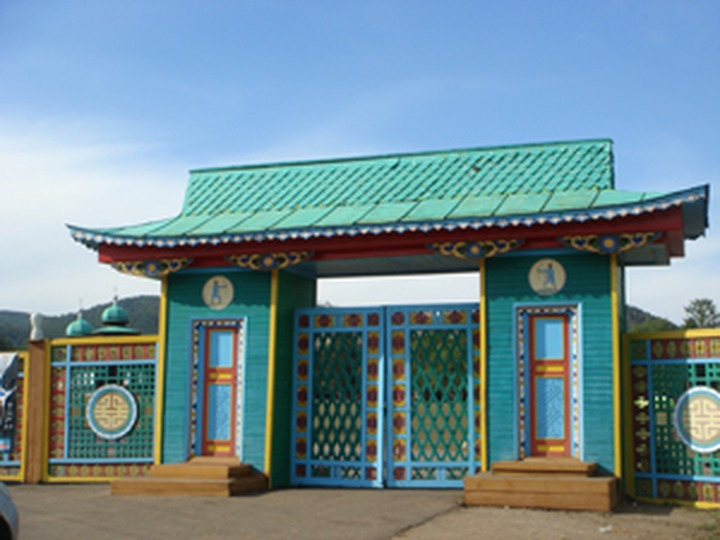 В Улан-Удэ отпраздновали гуннский Новый год