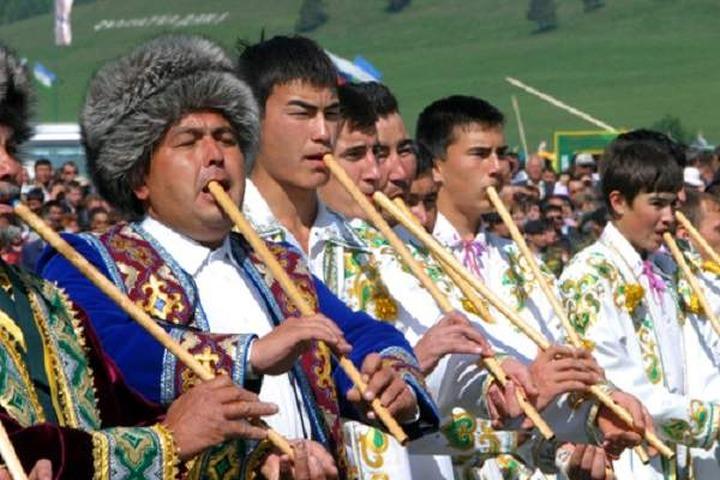 Фестиваль башкирской культуры провели в Екатеринбурге