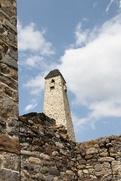 Древний башенный комплекс обнаружили в горах Ингушетии