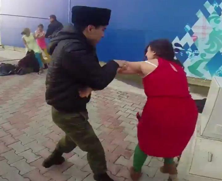 Pussy Riot сообщили о нападении казаков в Сочи