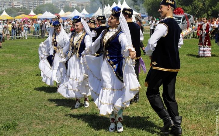 За 2016 год в России и за границей прошло 317 Сабантуев
