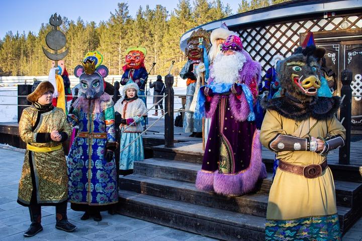 """На """"Сагаалгане"""" в Улан-Удэ выберут лучший этнический наряд"""