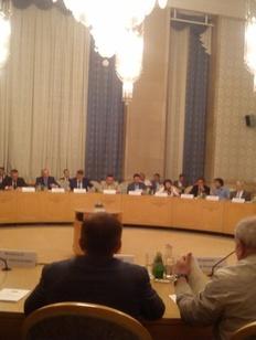 На первом заседании Комиссии по информационному сопровождению нацполитики обсудили работу со СМИ