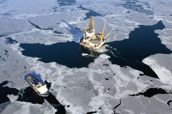 Путин поручил создать национальный атлас Арктики