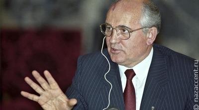 Глава ФЕОР поблагодарил Горбачева за вклад в возрождение национальной жизни в России