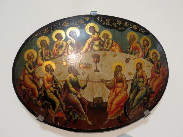 Палехские иконы