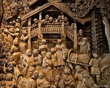 Фестиваль деревянных скульптур пройдет в карельском Олонце