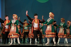 Ансамбли марийского танца примут участие в фестивале в Йошкар-Оле