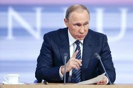 Путин позволил Татарстану самостоятельно решить вопрос о переименовании президента