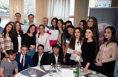 В Москве создали Совет активистов грузинских молодежных объединений