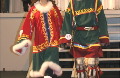 """В музее """"Малые Корелы"""" покажут традиционные ненецкие, коми и северорусские костюмы"""