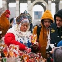 """Коми Масленицу """"Гажа валяй"""" отпраздновали в Коми"""