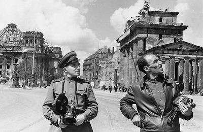 Еврейский музей и центр толерантности покажет неизвестный Берлин 1945-го