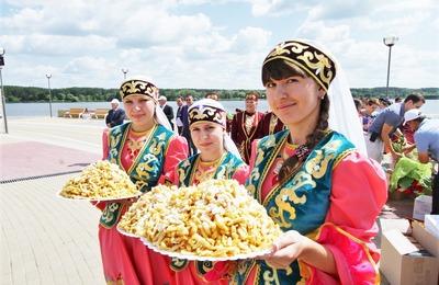 В самом большом татарском селе Европы пройдет Всероссийский сельский Сабантуй