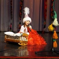 """Детский конкурс-фестиваль казахской культуры """"Ак бота"""""""