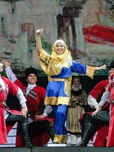 Регионы Северного Кавказа покажут свои традиции и культуру в центре Москвы