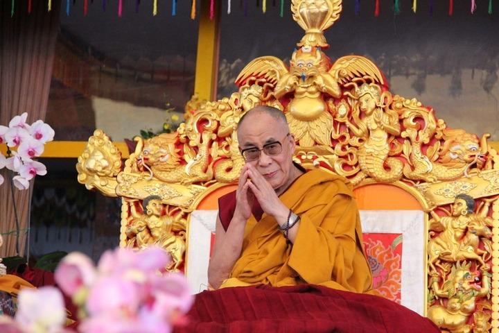 Буддисты России отметят 80-летие Далай-ламы