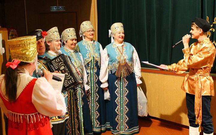 Фестиваль старинного фольклора прошел в Татарстане