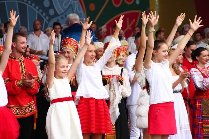 """""""Русское поле-2017"""" в Москве"""