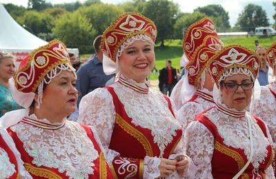 На фестивале национальных культур в Воронеже запретили русские народные номера