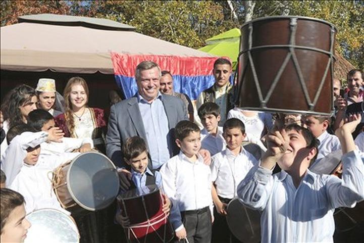 В Ростовской области впервые пройдет Конгресс национальностей Дона