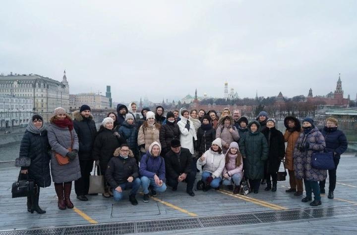 СМИротворцы познакомились с Москвой этнической и обменялись опытом
