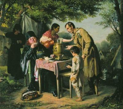 Философские аспекты русского чаепития раскроет выставка в Санкт-Петербургском музее хлеба