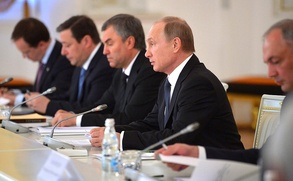 Путин проведет заседание Совета по межнациональным отношениям в Астрахани