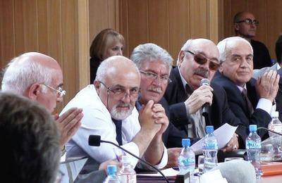 Члены Международной черкесской ассоциации переизбрали президента на второй срок