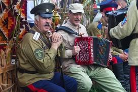 Большой круг российского казачества пройдет в Москве