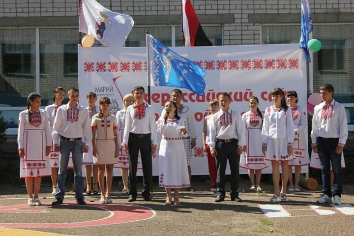 Всероссийский слет марийской молодежи пройдет в Марий Эл