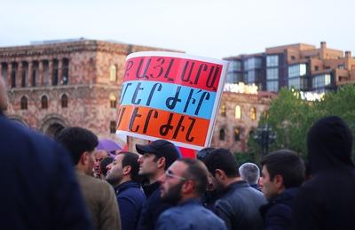 Союз армян России возмутился словами журналистов о протестах в Армении