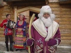 Тол-Бабай поддержал сочинскую олимпиаду