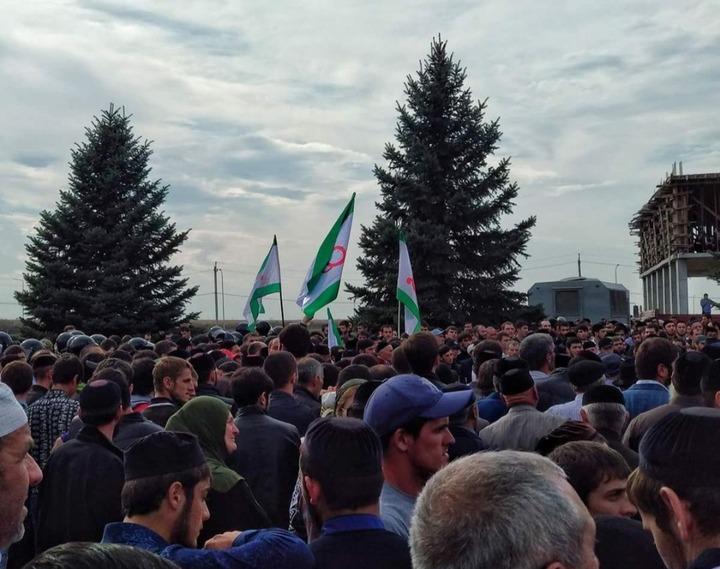 Ингушская община Москвы поддержит протесты в Магасе