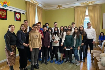 Гости этнофестиваля в Махачкале приняли участие в квесте по культуре народов Дагестана