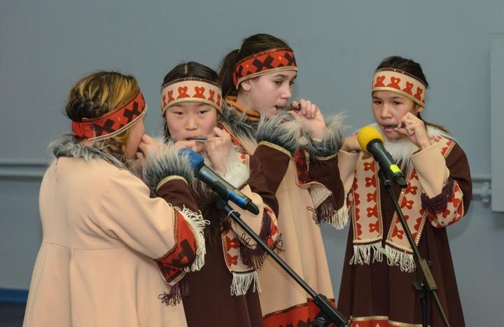 В Норильске вспоминают культуру коренных таймырцев