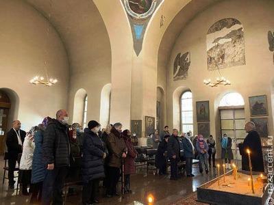 Богослужение Армянской Апостольской церкви