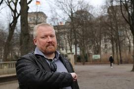 """В Москве задержали организатора """"Русских маршей"""""""