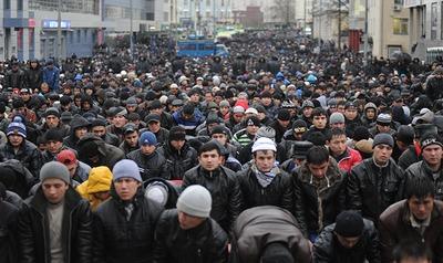 В Россию стало приезжать меньше мигрантов