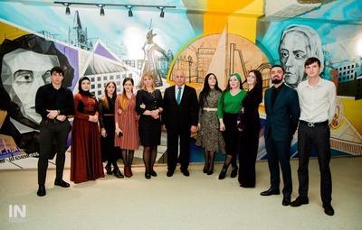 Вайнахский фестиваль прошел в Ставрополе