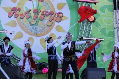 В столице Татарстана встретили Новый год