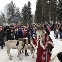 """Шанежки стали самым популярным блюдом на """"Путешествии в Рождество"""" в Москве"""