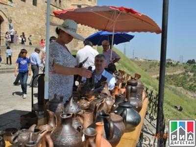 Ремесленники из всех районов Дагестана показали свое мастерство