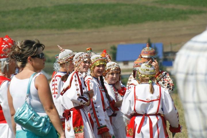 В Татарстане вспомнили древние молитвы чувашей