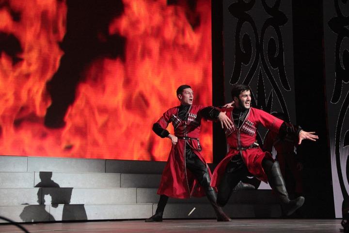 VI Московский фестиваль культуры народов Кавказа