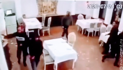 Уроженцы Армении за нападение на азербайджанский ресторан в Москве получили 2 года колонии