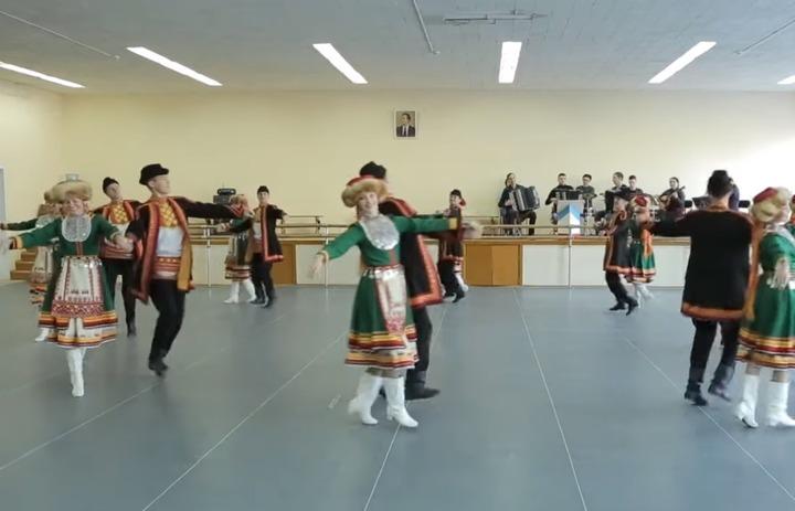 Традиционные марийские танцы исполнят в Йошкар-Оле