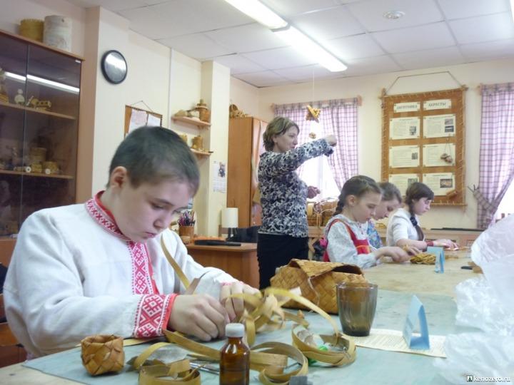 Юные мастера Архангельского края показали свои таланты