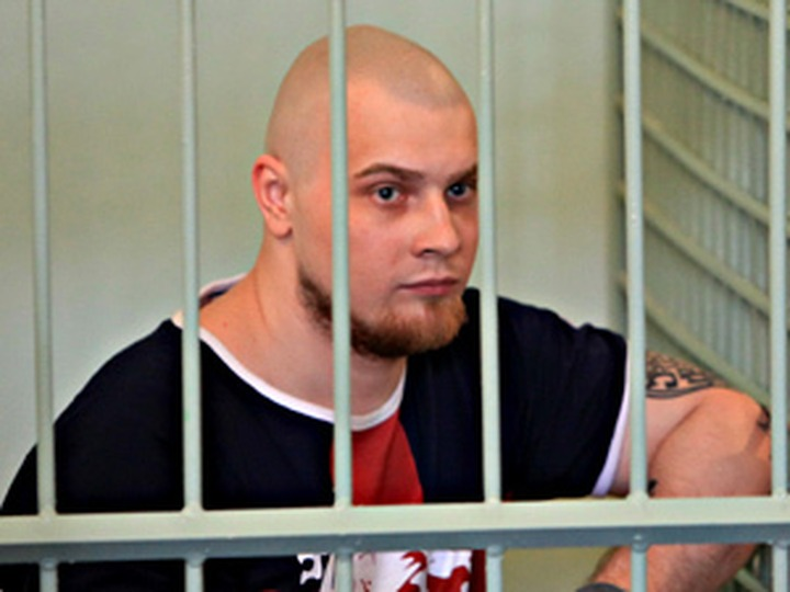 Питерскому националисту суд добавил 6 лет колонии к пожизненному заключению